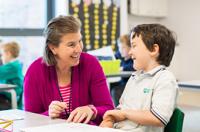 NAS Teacher With Child Pay Per Click London