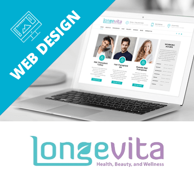 Longevita Web Design Essex