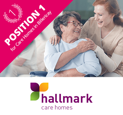 Hallmark Position 1 for Care Homes in Billericay SEO Agency Essex