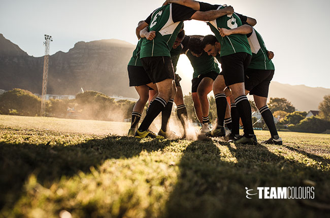 Team Colours Promotional Branded Image for Case Study by SEO Agency Essex