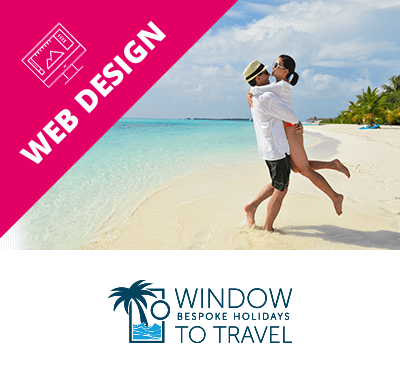 Window To Travel Website Design Company Essex Image