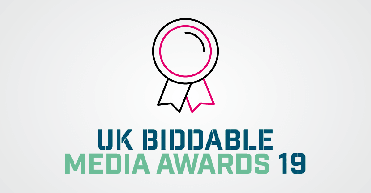 Absolute have been Shortlisted For The UK Biddable Awards