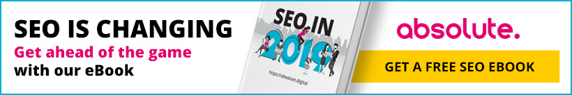 Our eBook For SEO In 2019