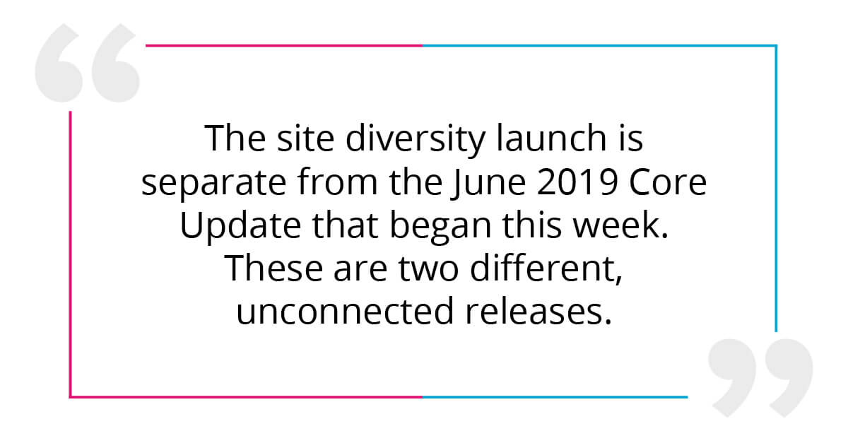 Google Diversity Update Quote