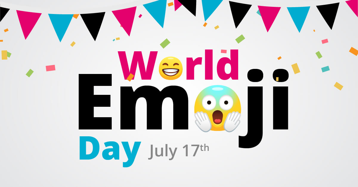 It's world emoji day but where did it all start