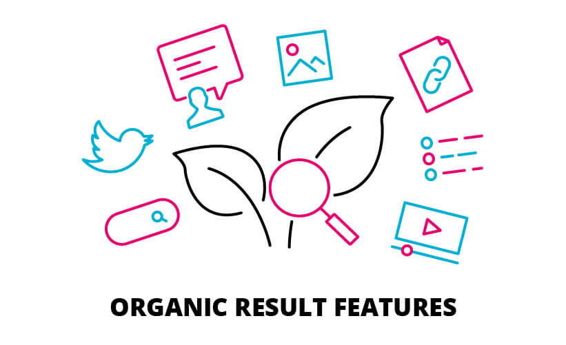Organic Result Features