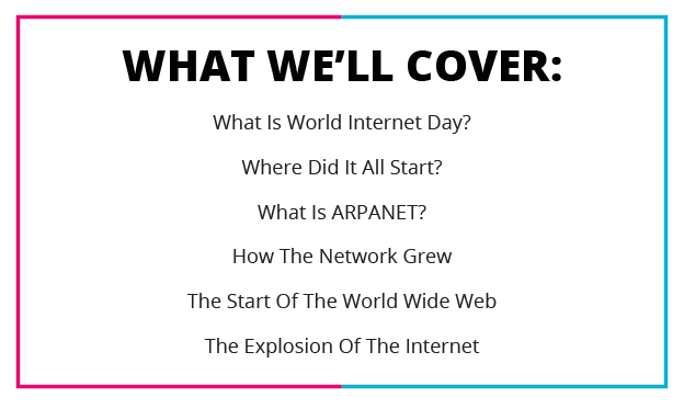 World Internet Day What We'll Cover