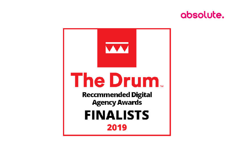We're Finalists At The 2019 Drum Recommends Digital Awards