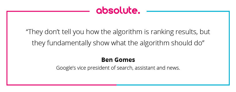 Ben Gomes quote
