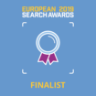 European Search Awards 2019 Badge
