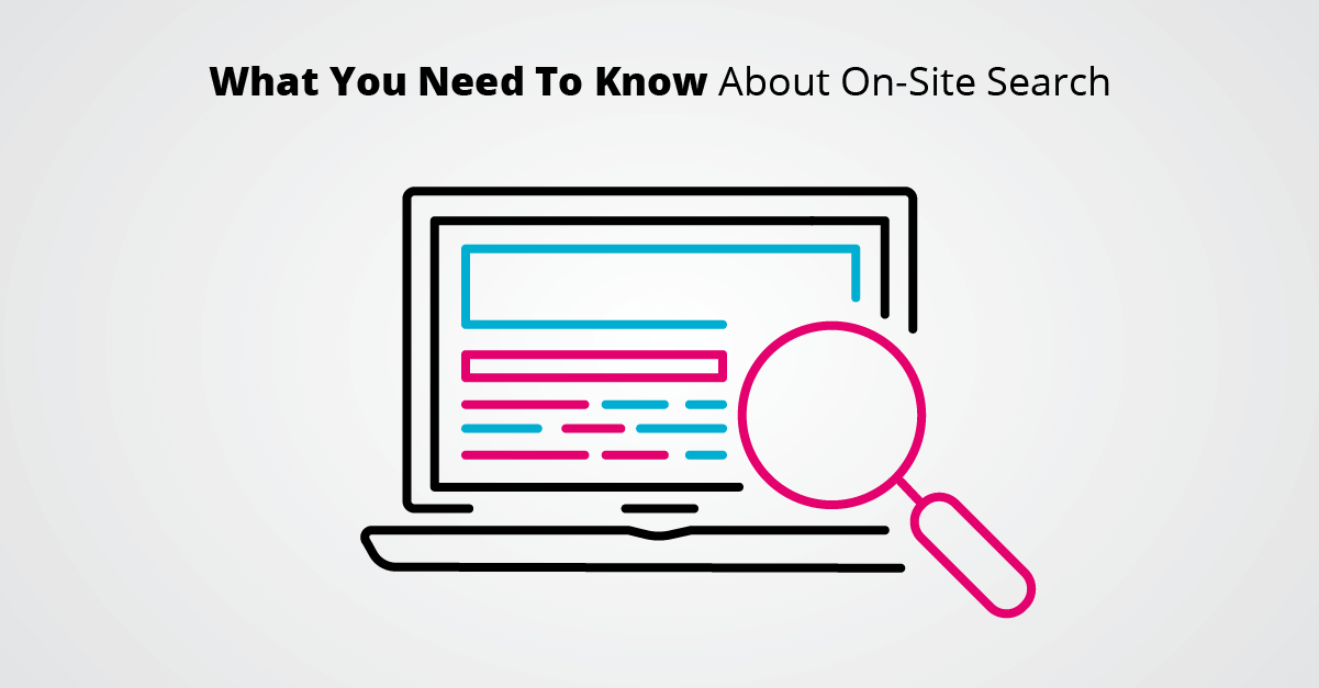 on site search seo