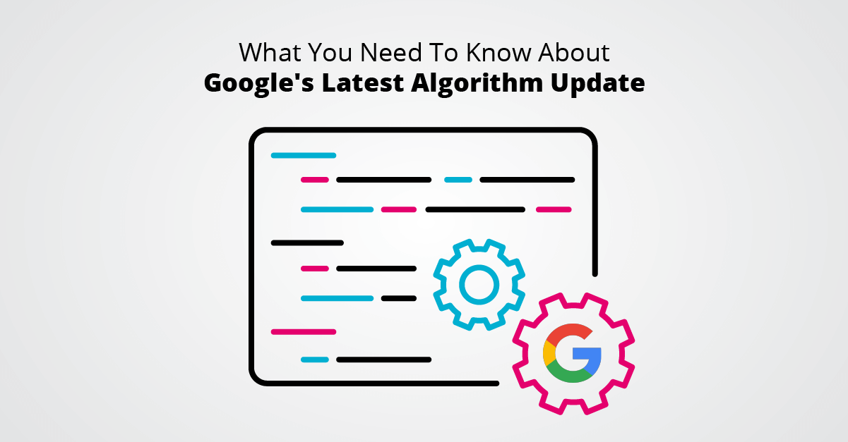 googles latest algorithm update