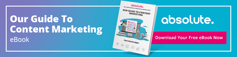 Our Guide To Content Marketing