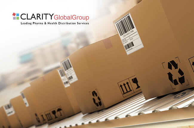 Clarity Global Group web design