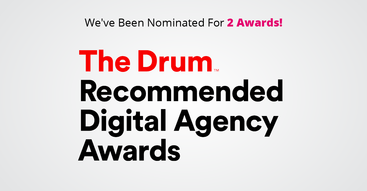 The Drum recommended digital agency awards