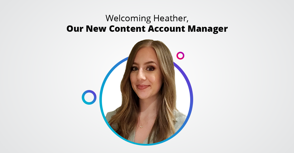 Heather, Content Account Manager