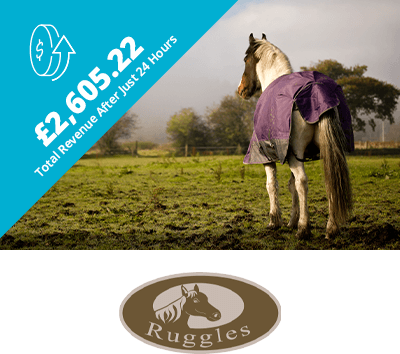 Ruggles Equestrian Email Marketing Banner 2