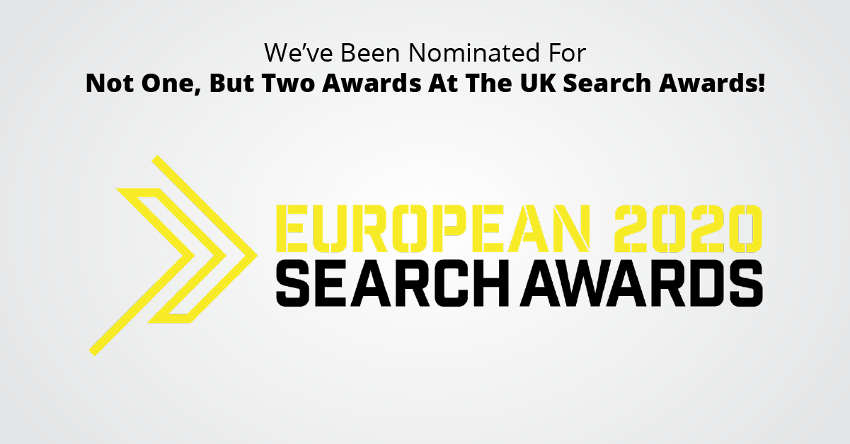 UK European Search Awards 2020