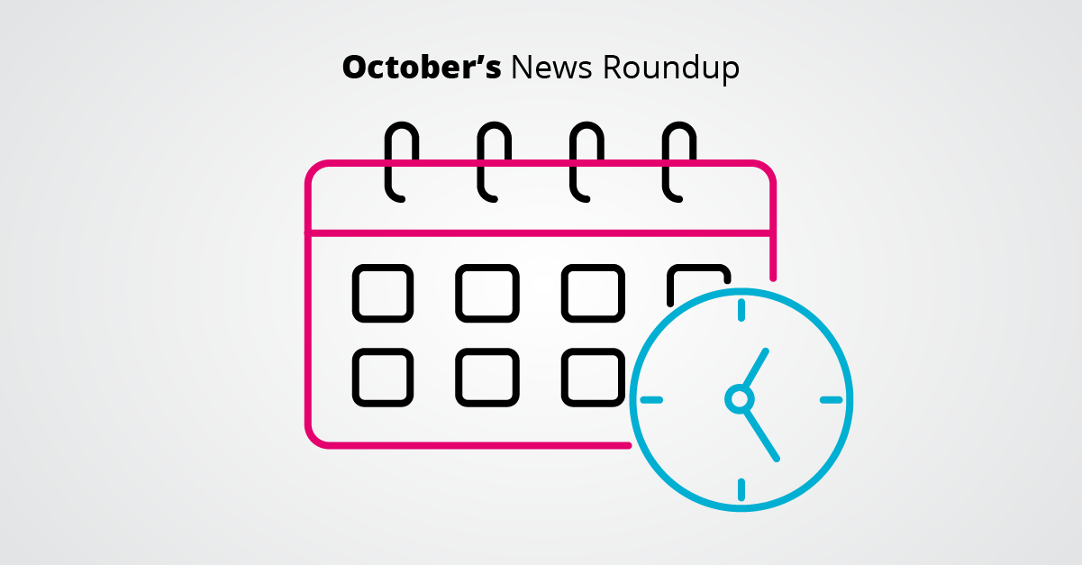 October Monthly Roundup