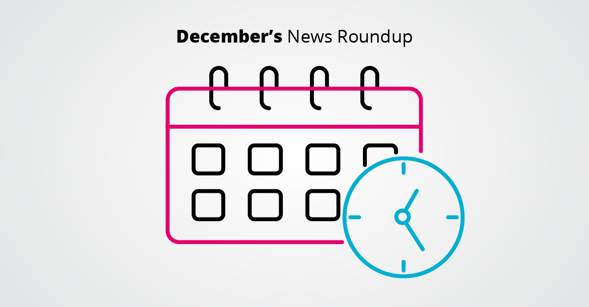 December 2021 Monthly Roundup