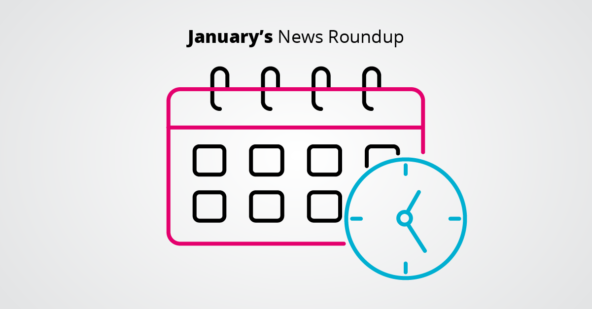 January 2021 Monthly Roundup