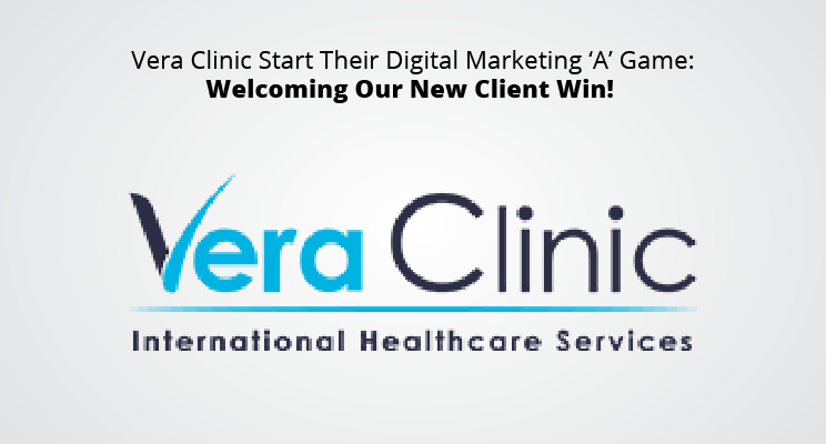 Vera Clinic Start Their Digital Marketing A Game - Welcoming Our New Client Win