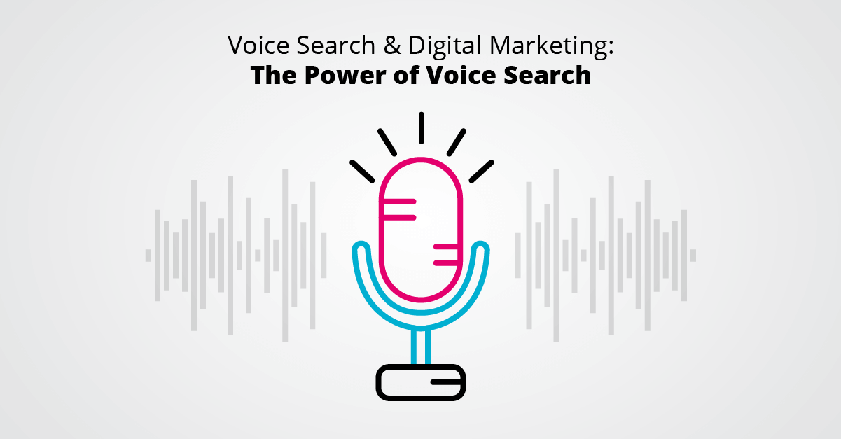 Voice Search & Digital Marketing - The Power of Voice Search