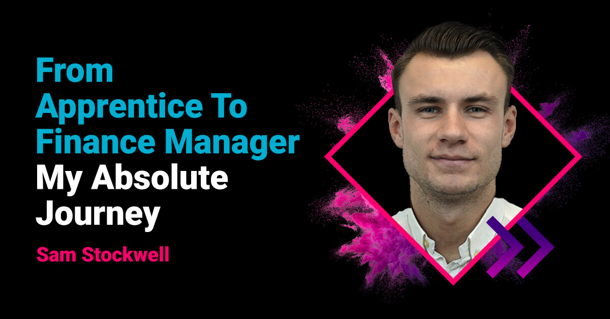 from apprentice to finance manager