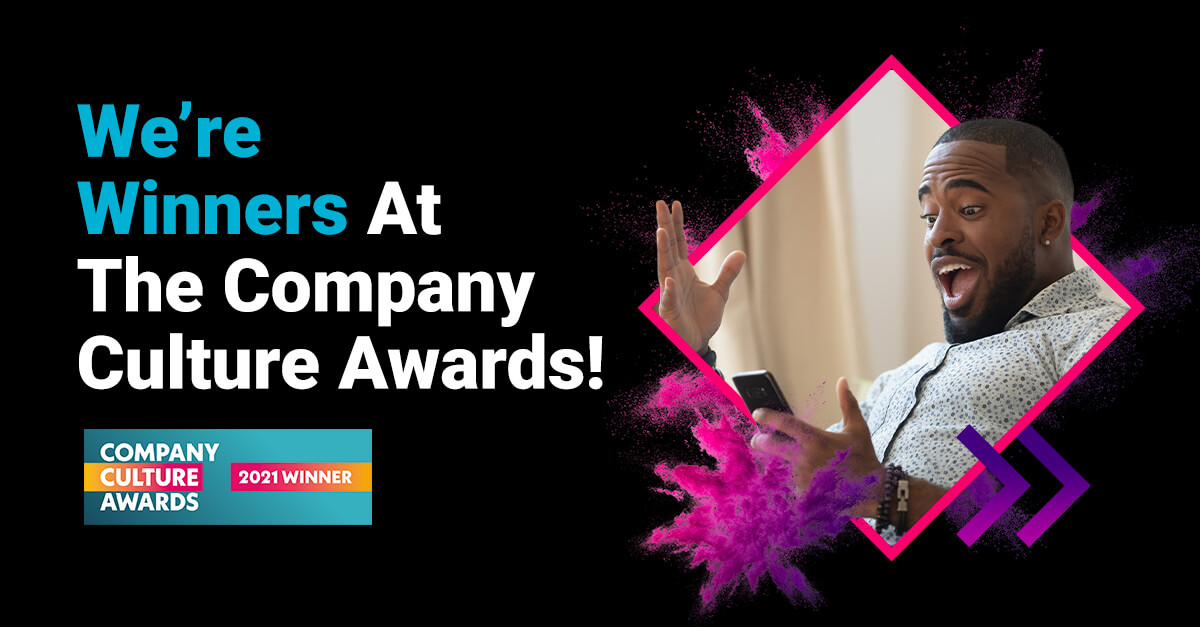 winners at company culture awards