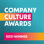company culture award winners 2021