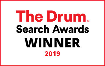 the drum search awards 2019 logo