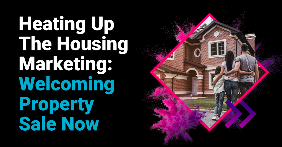 Welcoming our new client property sale now