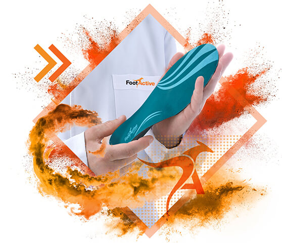 Footactive insole SEO campaign